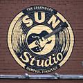 Sun Studio Memphis Tennessee by Wayne Higgs