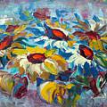 Sunflowers 10 by Gina De Gorna