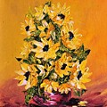 Sunflowers For You by Teresa Wegrzyn