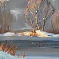 Sunlight Study by Len Stomski