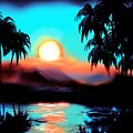 Sunrise by Lisa Stanley