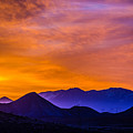 Sunrise Over Colorado Rocky Mountains by Alex Grichenko