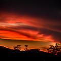Sunset by Alessandro Della Pietra