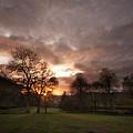 Sunset by Angel Ciesniarska