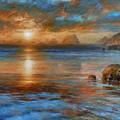 Sunset by Arthur Braginsky