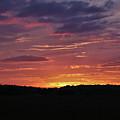 Sunset Colors by Sandra Huston