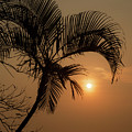 sunset Huong river by Tran Minh Quan