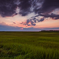 Sunset Marsh by Alissa Beth Photography