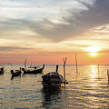 Sunset Over Koh Lanta by Didier Marti
