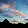Sunset Over Thumb Butte by Scott Kemper