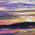 Sunset by Richard Nowak