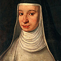 Suor Maria Celeste, Galileos Daughter by Wellcome Images