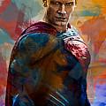 Superhero.superman. by Anna J Davis
