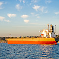 Supertanker by Tom Dowd