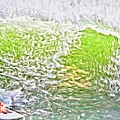 Surfer Green by Alice Gipson