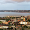 Swansea Bay South Wales by Leighton Collins