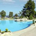 Swimming Pool Summer Vacation Scene by Goce Risteski