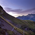 Swiss Alps by Angel Ciesniarska