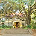 Swiss Avenue Historic Mansion Dallas Texas by Donna Wilson