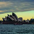 Sydney Opera House by Nisah Cheatham