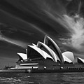 Sydney Opera House by Sheila Smart Fine Art Photography