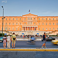 syntagma 'I by Milan Gonda