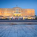 syntagma 'II by Milan Gonda