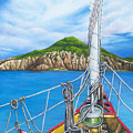 Take Me To Saba by Cindy D Chinn
