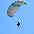 Tandem Paragliding by Shay Levy