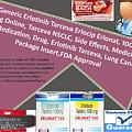 Tarceva Nsclc, Side Effects, Medicine, Cost, Medication, Drug by Sabrina Lee