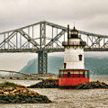 Tarrytown Lighthouse by June Marie Sobrito