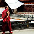 Tashilhunpo Monastery Shigatse Tibet Yantra.lv  by Raimond Klavins