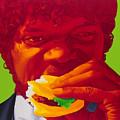 Tasty Burger by Ellen Patton