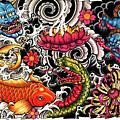 Tattoo by Dorothy Binder