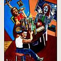 Tears 'n Beers by Albert  Almondia