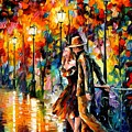 Tempter by Leonid Afremov