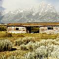 Teton Ranch by Marty Koch