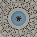 Texas State Capitol - Interior Dome by Anthony Totah