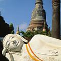 Thailand, Ayathaya by Rita Ariyoshi - Printscapes
