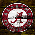 The Alabama Crimson Tide by Brian Reaves