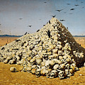 The Apotheosis Of War by Vasily Vereshchagin