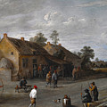 The Archers by David Teniers the Younger