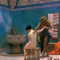 The Bath by Jean-Leon Gerome