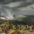 The Battle Of Valmy by Emile-Jean-Horace Vernet