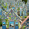 The Blue Cemetery by Christian Hallweger