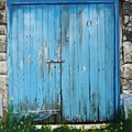 The Blue Door by Tony Gunning