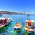 The Bosphorus Istanbul by David Pyatt