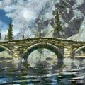 The Bridge by Marjan Mencin