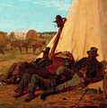 The Bright Side by Winslow Homer