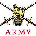 The British Army by Richard John Holden RA
